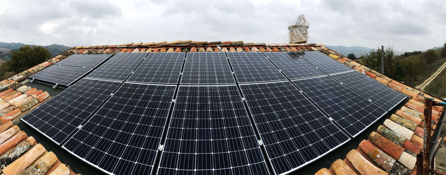 Impianti fotovoltaici residenziale 1