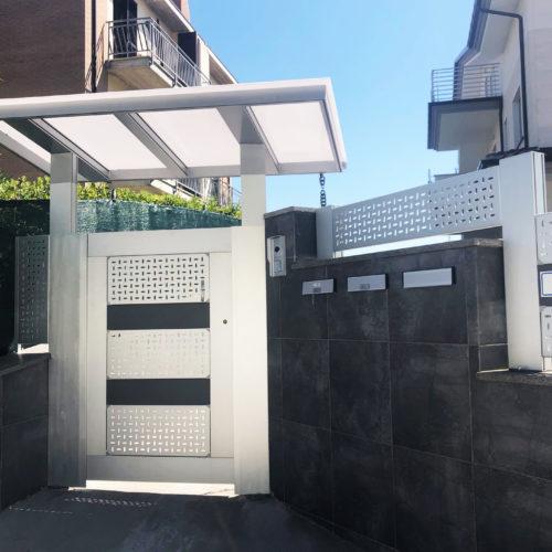 cancello mc pedonale