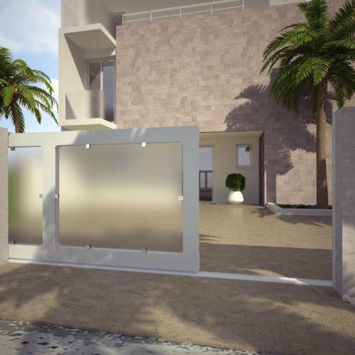 cancello moderno (7)
